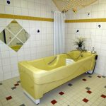 Ein Pflegebad